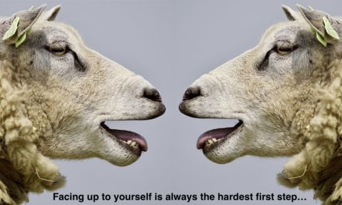 Facing Up To Yourself