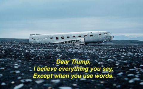 I Believe You