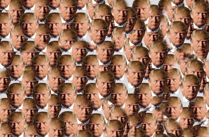 Trump vs. Trump: the Interview