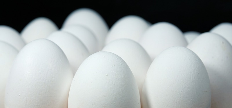 "FDA announces egg recall. ""It's really amazing how much they remember."""